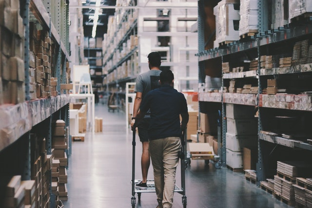 Choosing a warehouse inventory insurance