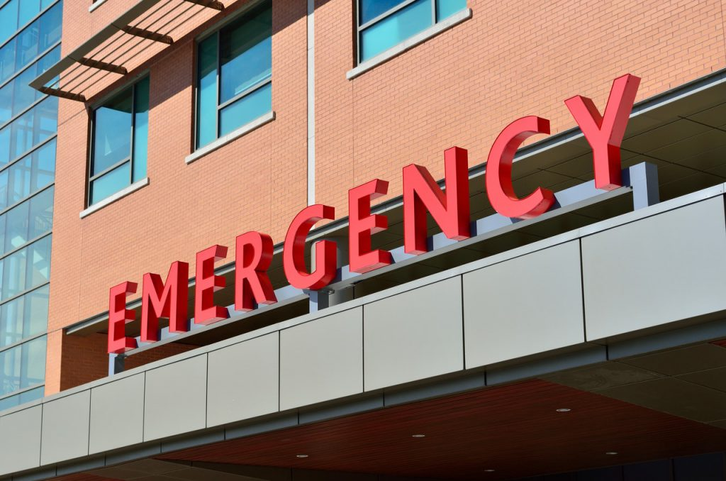 Personal accident insurance for emergencies